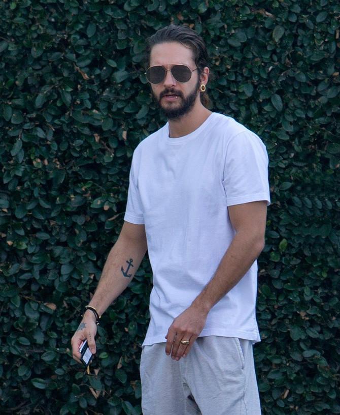 Tom iz benda Tokio Hotel