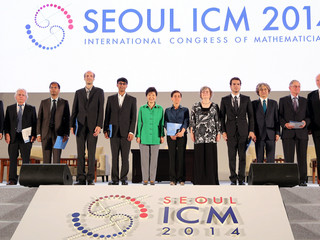 SOUTH KOREA INTERNATIONAL CONFERENCE OF MATHEMATICIANS
