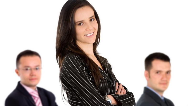 Firmy prowadzone przez kobiety są bardziej stabilne.
