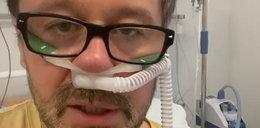 Piasek ujawnia szokujące szczegóły. Załamanie przyszło po 9 dniach. Nie mógł samodzielnie oddychać, tracił przytomność...