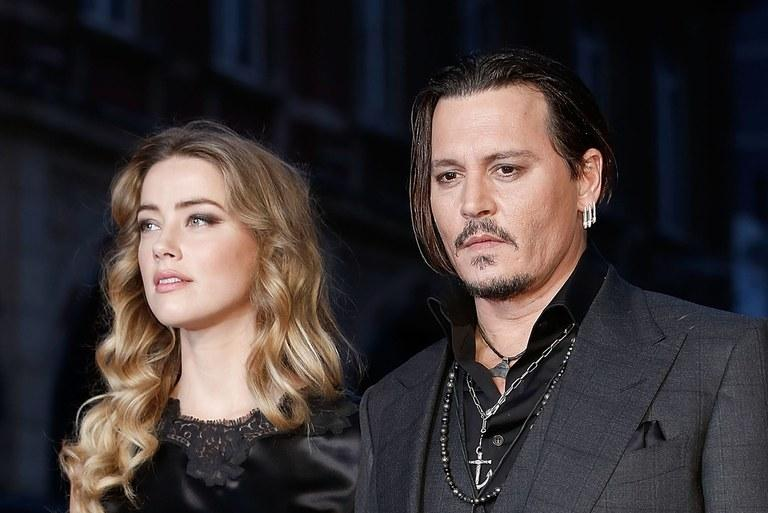 Respite has come Johnny Depp after new chilling evidence shows that he was violently assaulted by Amber Heard while they were still together [TheIndependent]