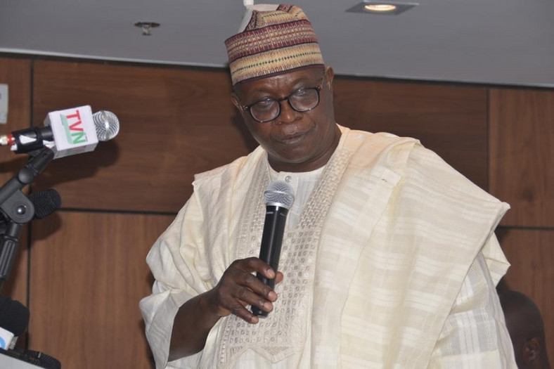 Permanent Secretary of the Federal Ministry of Agriculture and Rural Development, Mohammed Umar [FMARD]