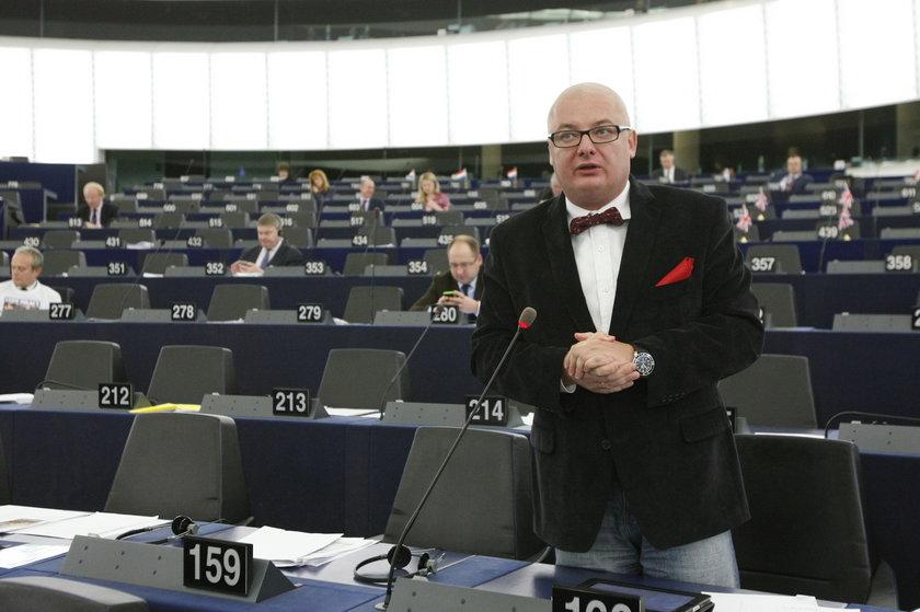 Michał Kamiński krytykuje Elżbietę Bieńkowską