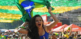 Z takimi fankami Brazylia nie mogła przegrać