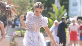 Cannes 2017. Przyglądamy się stylizacjom Dody. W której wypadła najlepiej?
