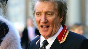Rod Stewart otrzymał tytuł szlachecki z rąk księcia Williama