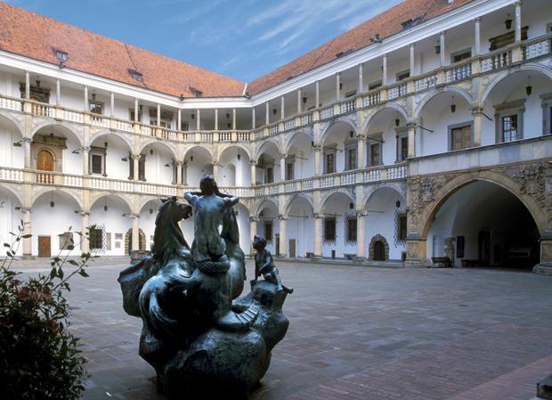 Zamek Piastowski w Brzegu