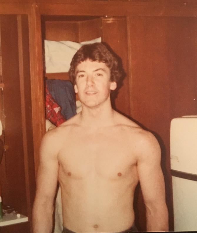 Ovako je izgledao sa 20 godina
