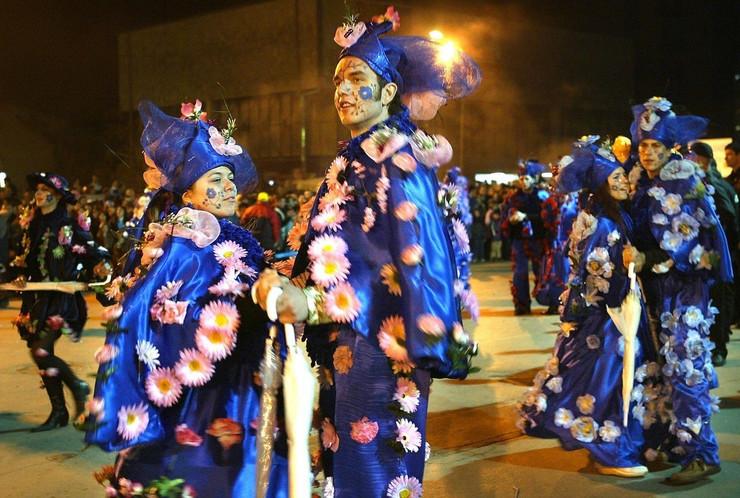 karneval u budvi
