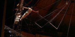 Tragedia w cyrku. Zginął 18-letni artysta