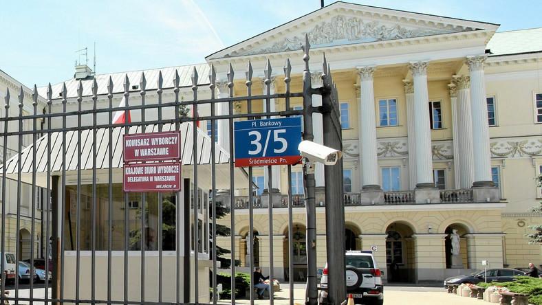 Ratusz w Warszawie