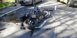 Nie żyje uczestniczka wypadku motocyklowego w Kletni. Miała tylko 19 lat
