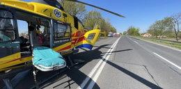 Tragiczne wypadki na drogach. Nie żyje dwóch rowerzystów
