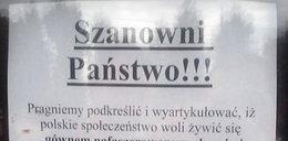 Polacy wolą jeść gów...