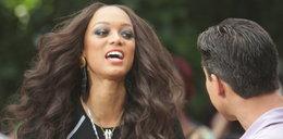 Supermodelka łysieje?