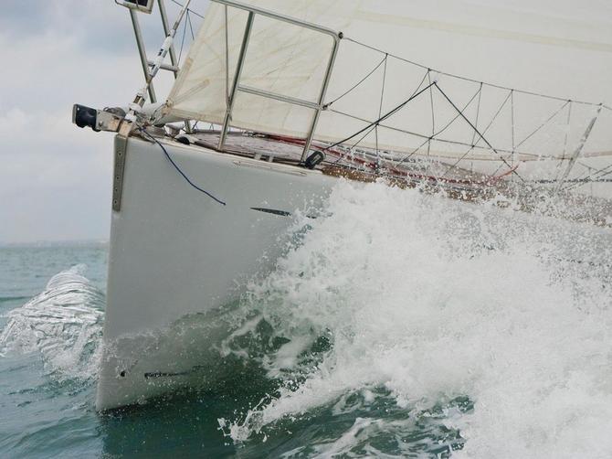 Da padnete sa jahte u pobesnele vode Atlantika, da li biste pomislili da je to najbolje što vam se u životu desilo? On jeste!