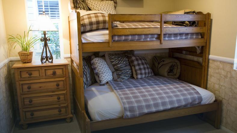 łóżka Piętrowe Dobre Rozwiązanie Dla Niewielkich Wnętrz Dom