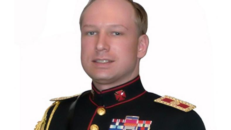 Anders Breivik, fot. Reuters