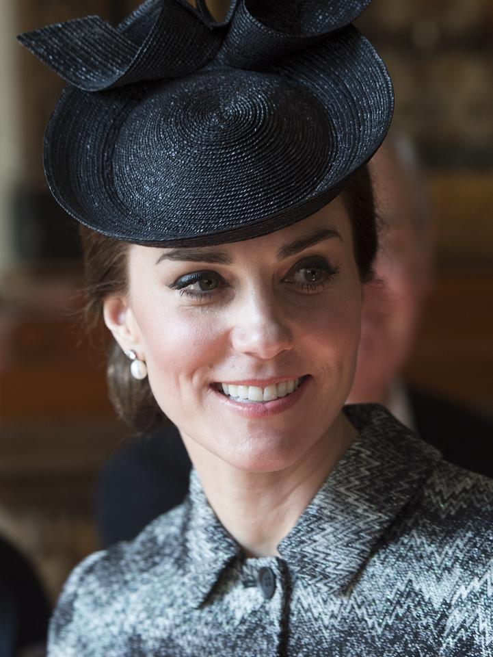 Kolekcja biżuterii Kate Middleton warta jest 600 tysięcy funtów