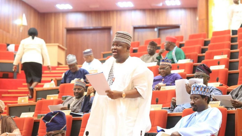 Senator Solomon Adeola Olamilekan Yayi. [Twitter]
