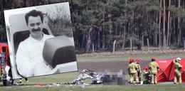 Polski milioner, który zginął w katastrofie pod Zieloną Górą, za wszelką cenę unikał rozgłosu. Oto tajemnica jego jedynego zdjęcia