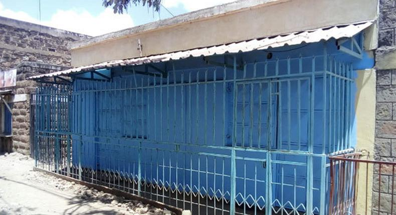 New Njiru Community Centre clinic in Dandora Phase 4 Nairobi