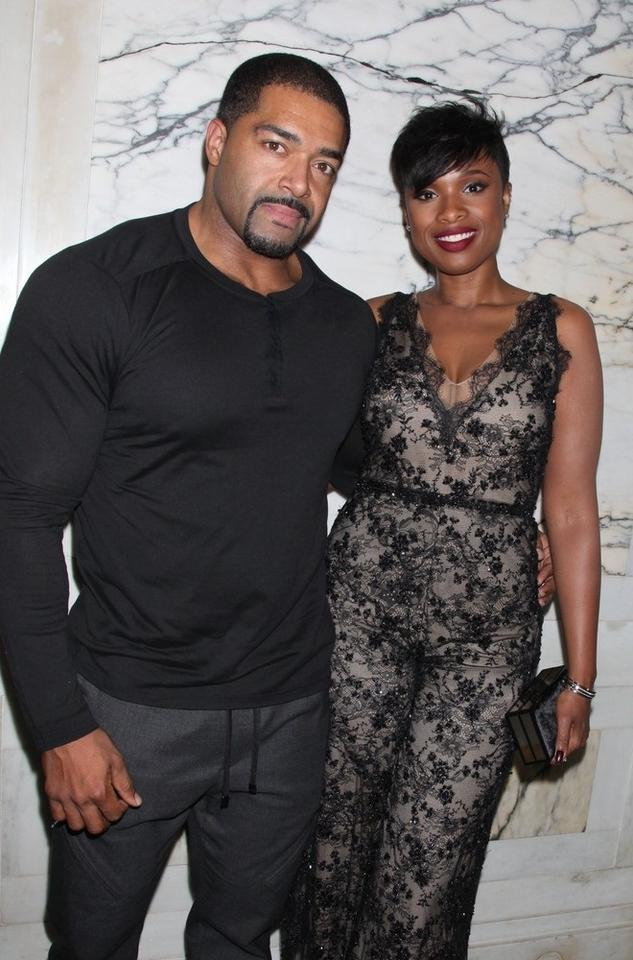Jennifer Hudson i David Otunga