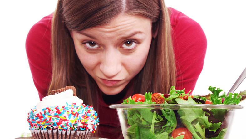 Latem trudniej wytrwać w dietetycznych postanowieniach...