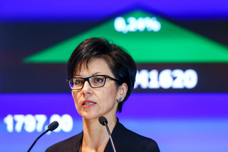 Małgorzata Zaleska po roku pracy w GPW musi zrobić miejsce dla następcy