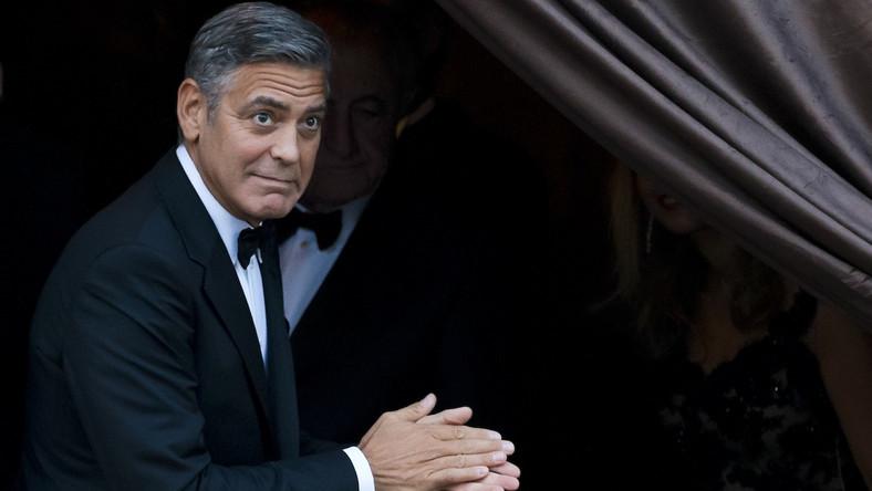 """Na temat ślubu """"wiecznego kawalera Hollywood"""" krążyły sprzeczne informacje. Jedni mówili, że Clooney i jego oblubienica staną na ślubnym kobiercu w sobotę, inni –że dopiero w poniedziałek"""