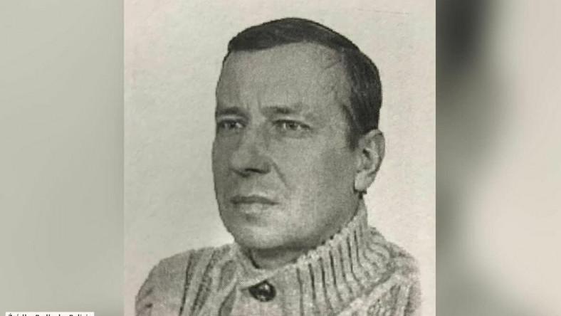 Poszukiwany Janusz F.
