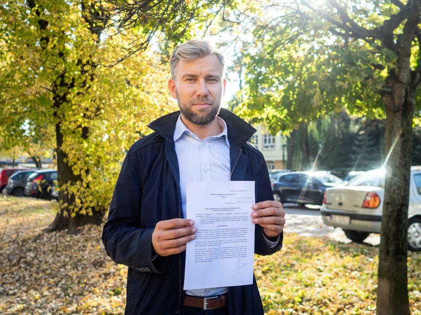 Zawiadomienie do prokuratury ws Hanny Zdanowskiej