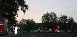 26-latek zginął potrącony przez pociąg