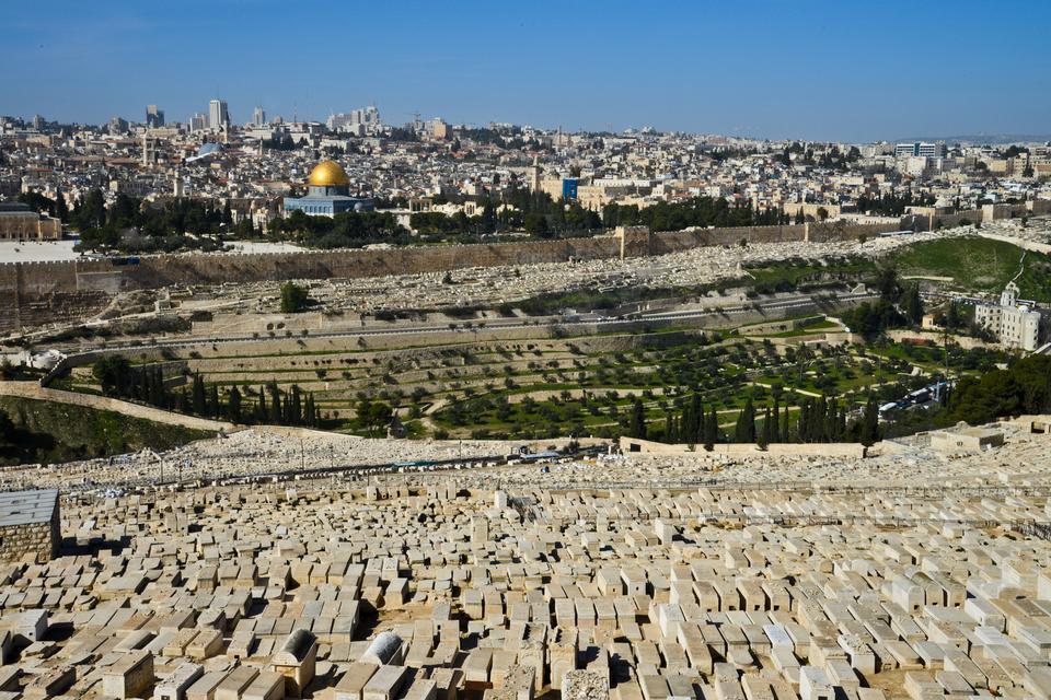 Jerozolima to prawdziwa mieszanka religii, kultur i narodowości.