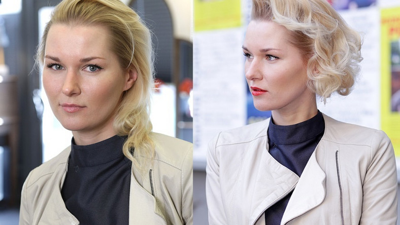 Marilyn - legenda kina, która była uosobieniem zmysłowości i kobiecości, stała się inspiracją do stworzenia modnej fryzury dla stylistów z warszawskiego salonu Milek Design.