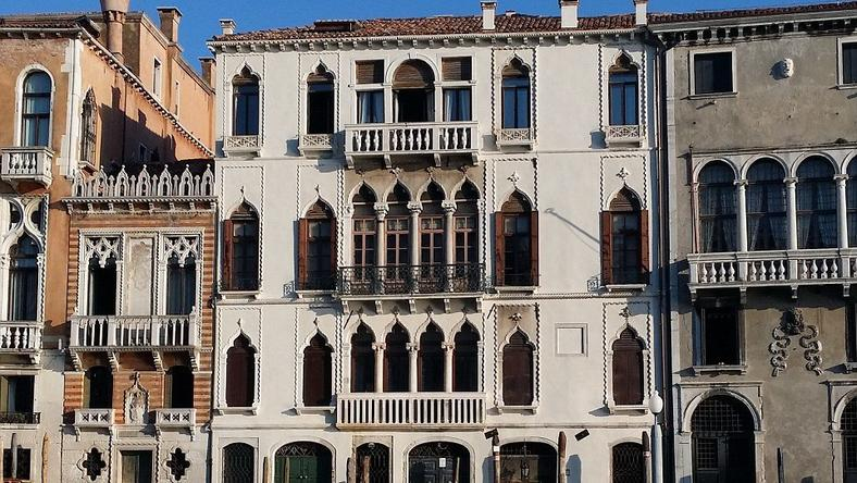 15th-century Venice apartment