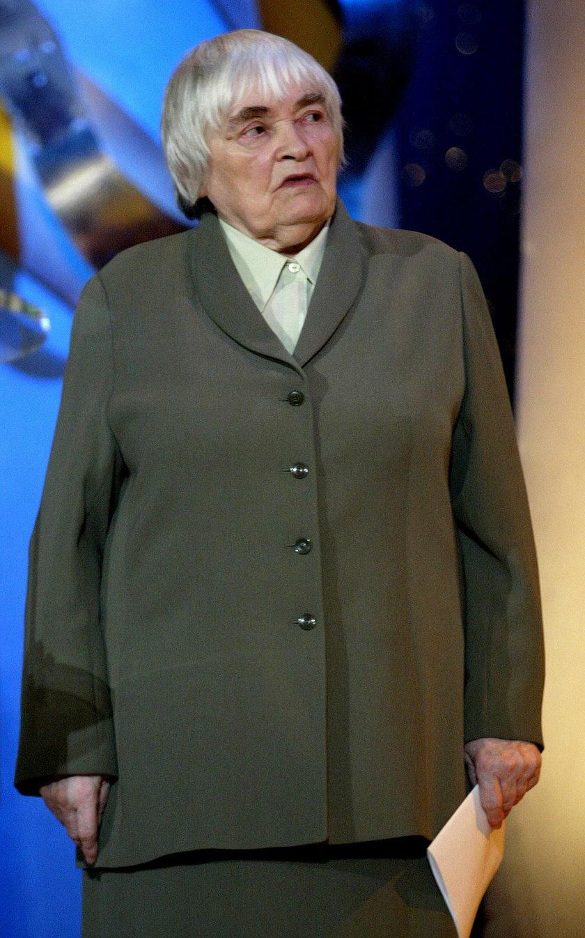 prof. Maria Janion
