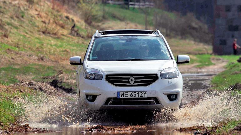 Podróż Renault Koleosem po Łotwie: Kurlandia czyli, nadbałtyckie wojaże