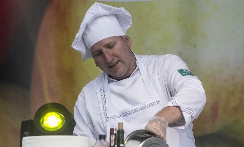 Remigiusz Rączka, kucharz doskonały