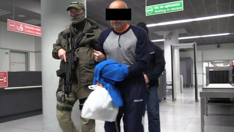 Podejrzany o zabójstwo Polaka w Amsterdamie został już przetransportowany do Polski