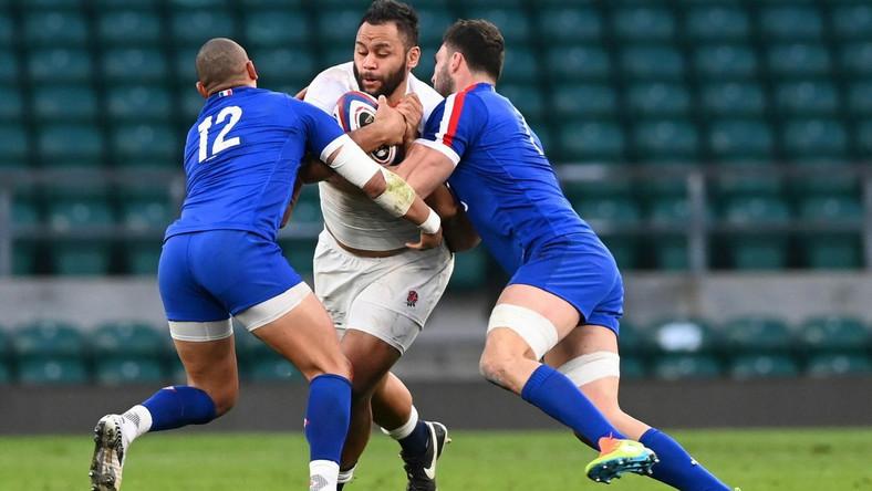 Puchar Sześciu Narodów w Rugby - mecz Anglia Francja Dostawca: PAP/EPA.