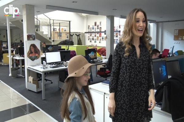 OVO ĆE VAS RAZNEŽITI! Devojčica je želela da upozna Jelenu Tomašević, a roditelji su imali uslov za to!