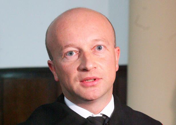 Dariusz Ślepokura. Rzecznik stołecznej prokuratury okręgowej