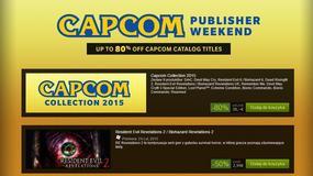 Gry Capcomu nawet 80 procent taniej na Steamie