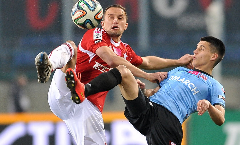 Mecz Wisła Kraków vs. Cracovia Kraków