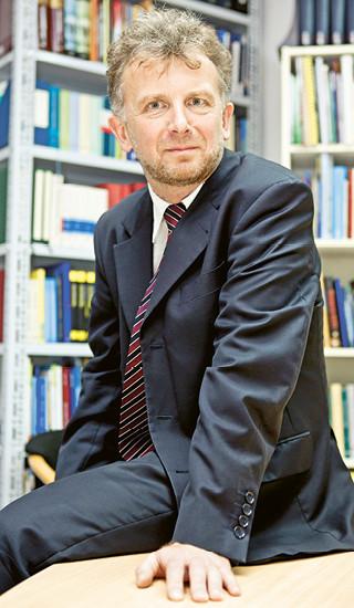 Ireneusz C. Kamiński, profesor w Instytucie Nauk Prawnych PAN, były sędzia ad hoc Europejskiego Trybunału Praw Człowieka