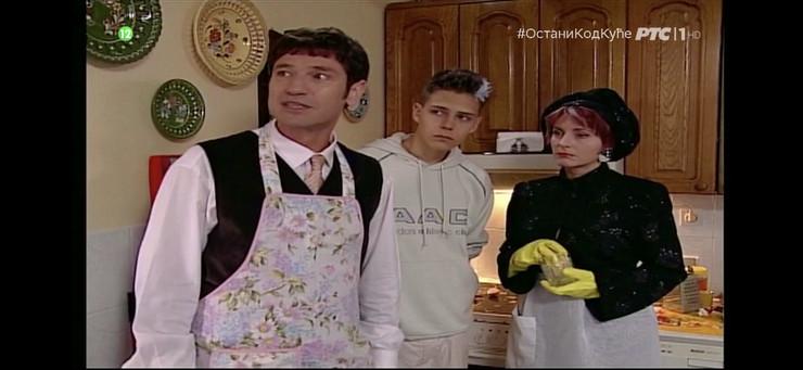 """Miloš Biković u seriji """"Stižu dolari"""""""