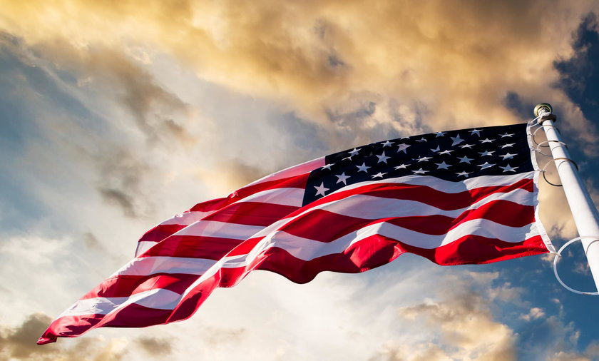 Amerykańska Flaga i symbole