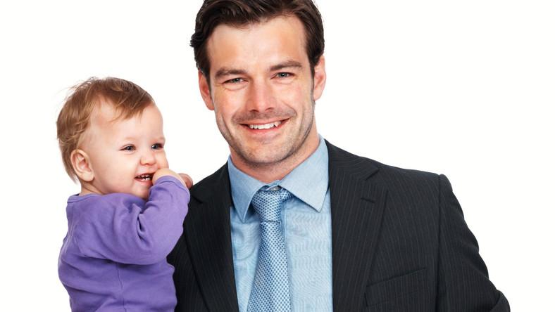 Ojcowie są bardziej aktywni niż mężczyźni bezdzietni