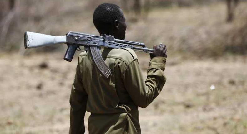 5 Police Reservist killed in ambush